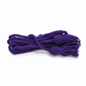Purple cincture CINCTURE2-F