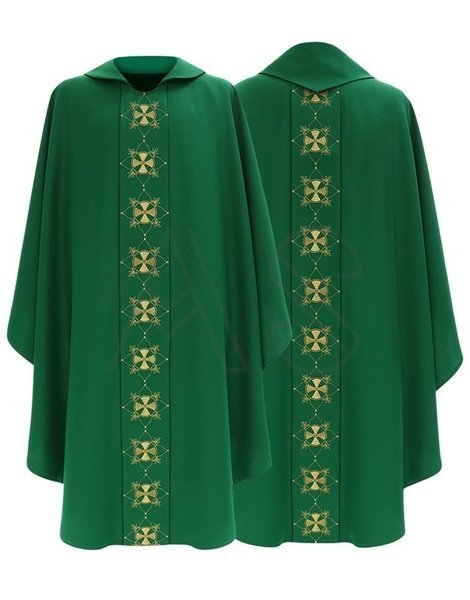 Gothic Chasuble 570-Z