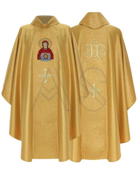 "Gothic Chasuble ""Saint Veronica"" 434-G63g"