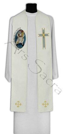 "Gothic stole ""Year of Mercy"" SH712-K"