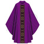 Gothic Chasuble 579-AFg