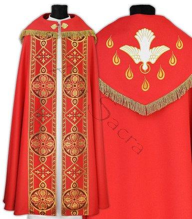 """Chape gothique """"Saint Esprit"""" K013-Ch24f"""