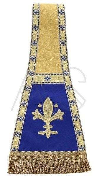 "Chasuble ""Saint Philippe Neri"" F782-GC25"