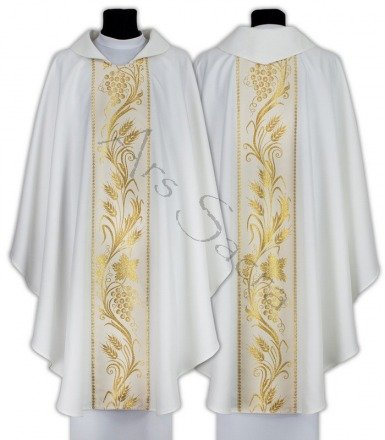 Chasuble gothique 043-B