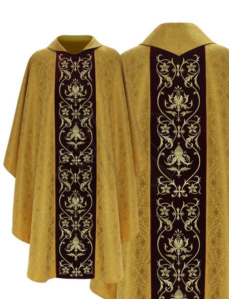 Chasuble gothique 674-AK25