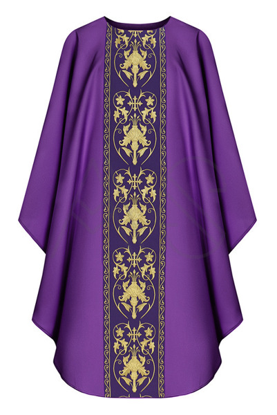 Chasuble gothique G557-B