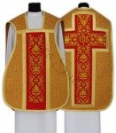 Chasuble romaine R518-GC16