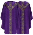 Chasuble semi-gothique GY201-F25