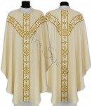 Chasuble semi-gothique GY579-AK27