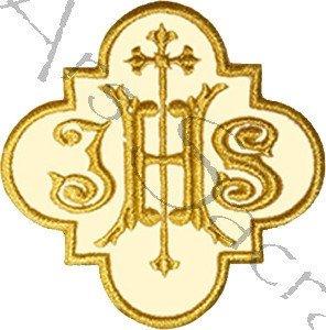 """Emblem """"IHS"""" AP-IHS-K"""