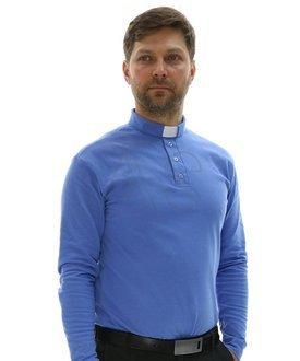 Koszula kapłańska polo PD-N
