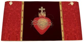 "Welon - tuwalnia ""Serce Jezusa"" W829-AC26"