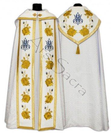Maryjna kapa gotycka K636-B25p