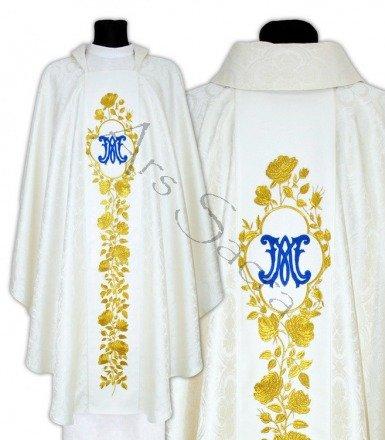 Maryjny ornat gotycki 648-K25