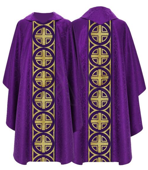 Ornat gotycki 046-F25