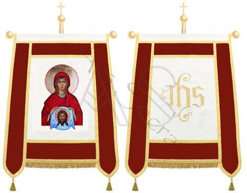 """Bandera """"Santa Verónica"""" CH434-KC"""