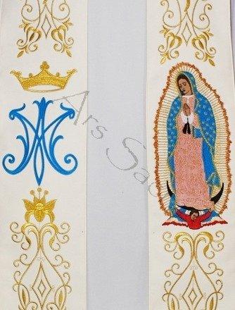 "Estola gótica ""Guadalupe"" SH25-K"