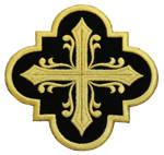 "Emblema ""Cross"" AP-CROSS-CZ"